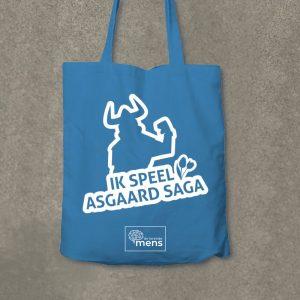 Asgaard Saga - De Lerende Mens - Tas